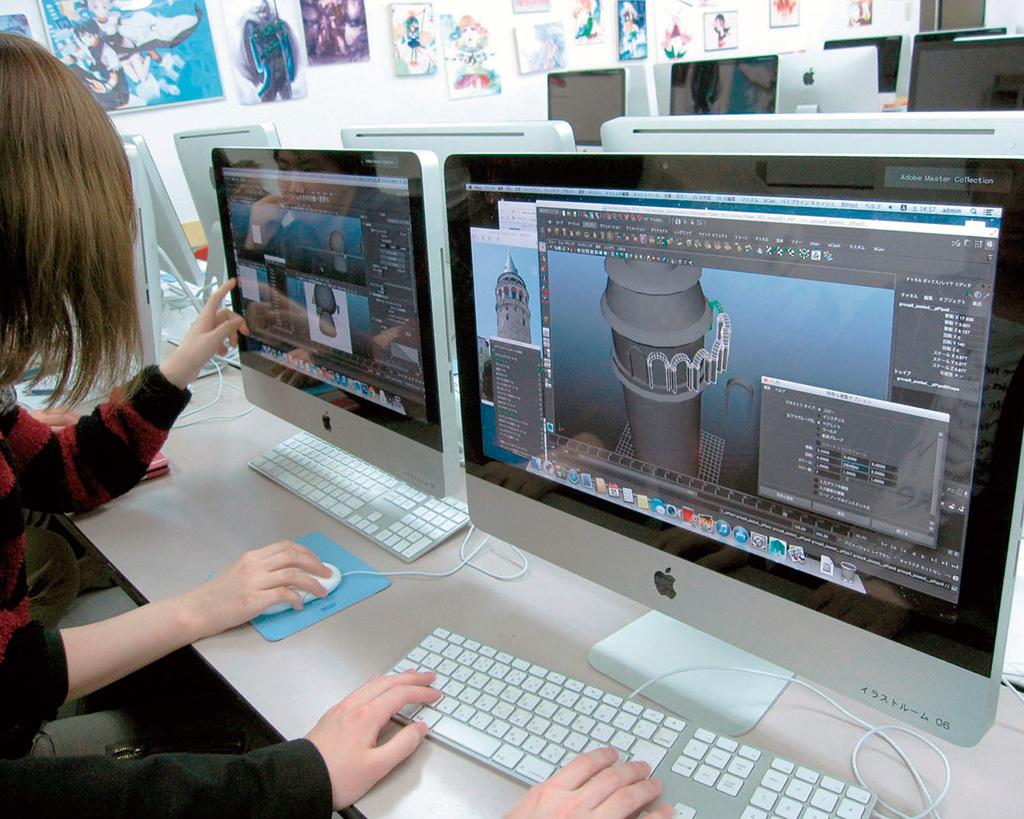 3DCGデザイナー体験!
